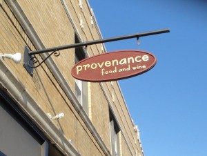 Provenance in Lincoln Square