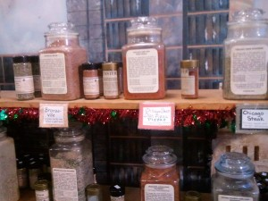 Local Spice Blends