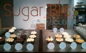 Sugar Bliss Cupcakes
