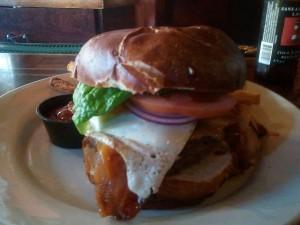 The Kuma Burger