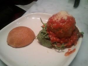 Meatball Slider