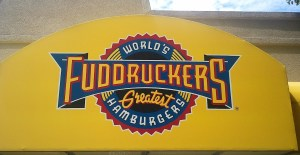 Fuddruckers in Highland Park