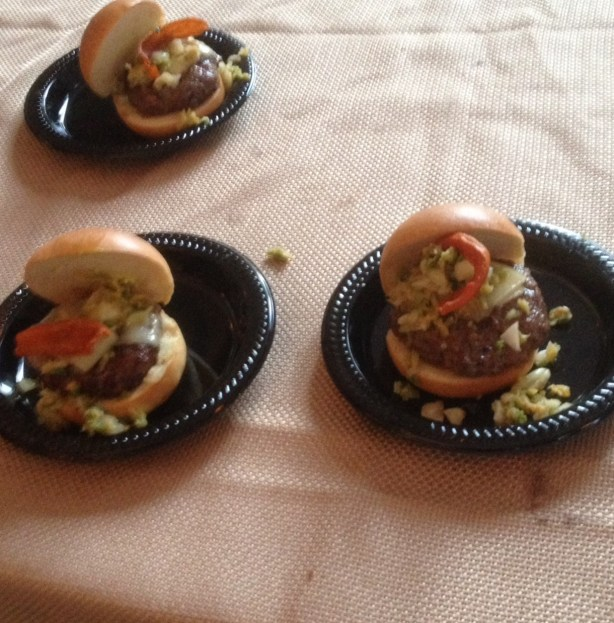 Howells and Hood Burgers