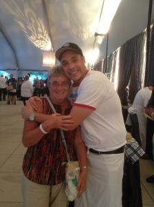 Jeff and Mum