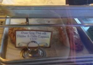 Cafe Tola empanada