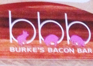 Burkes Bacon Bar