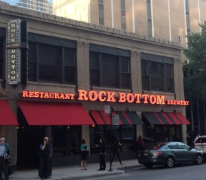 Rock Bottom Brewery Resturant