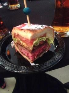Rosebud Burger