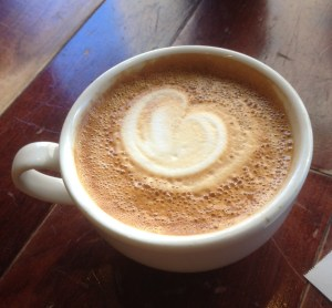 latte at metropolis