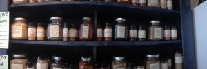 Savory Spice Shelf