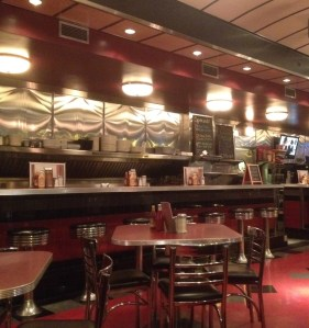 Inside the Salt n Pepper Diner
