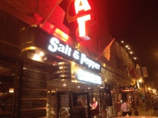 Salt n Pepper at Night