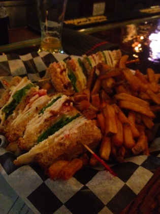 Goose Island Food Club Sandwich
