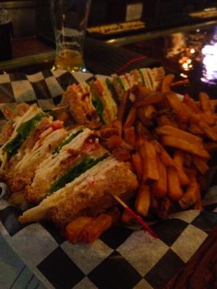 Goose Island Food Club Sandwich