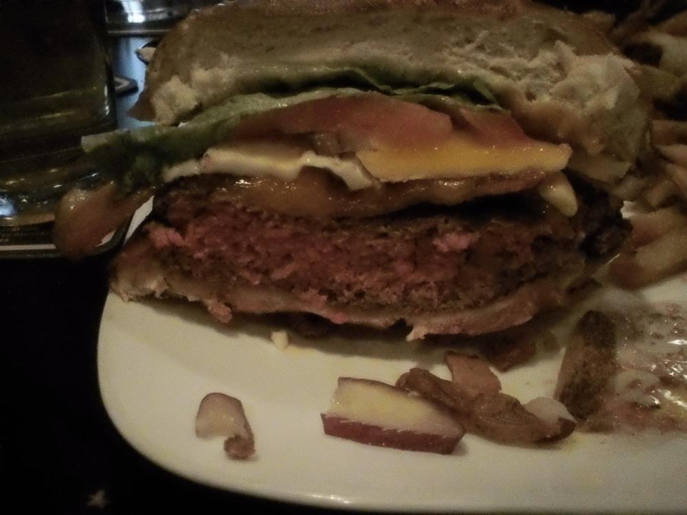 Slice of Kumas Burger