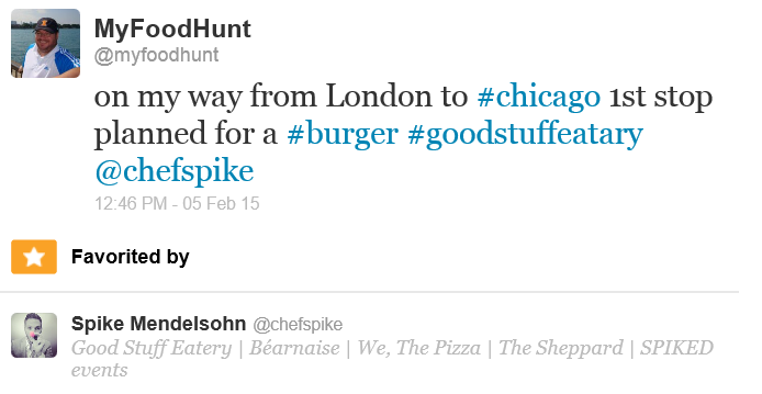 chef spike tweet