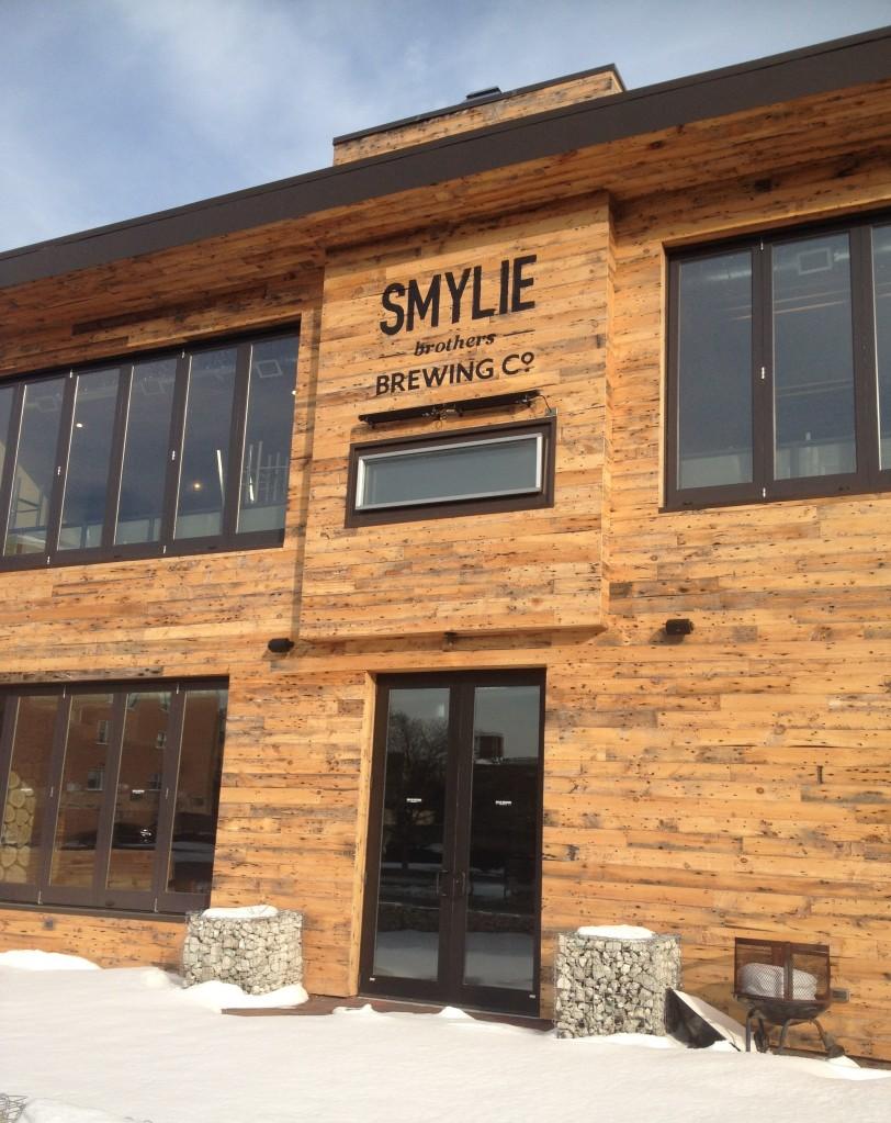 Smylie Brewery in Evanston