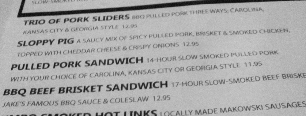 Jake Melnicks Slider Menu