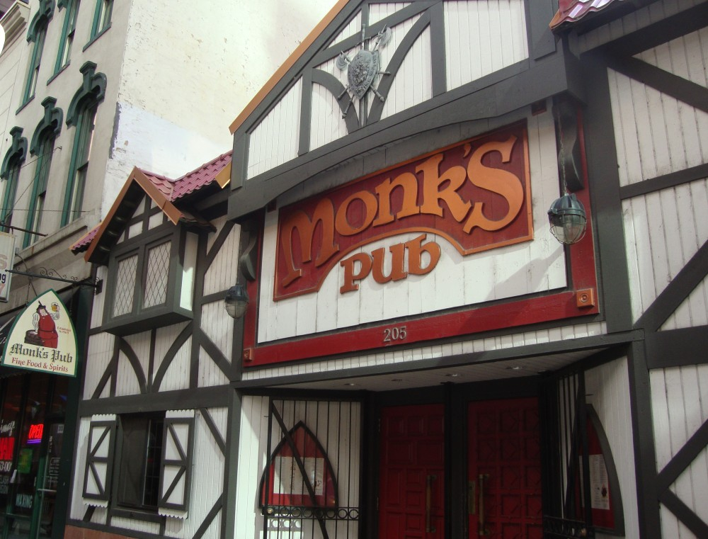 Monks Pub Chicago