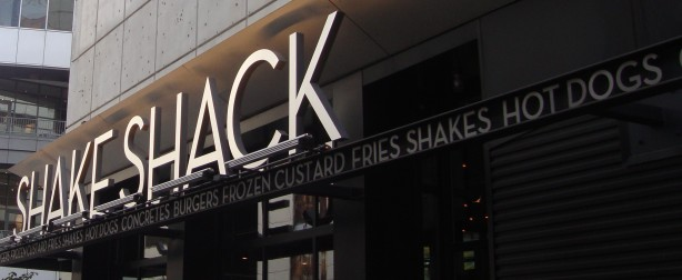 Shake Shack in Chicago