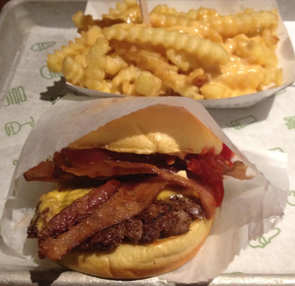 Shack Shack Burgers