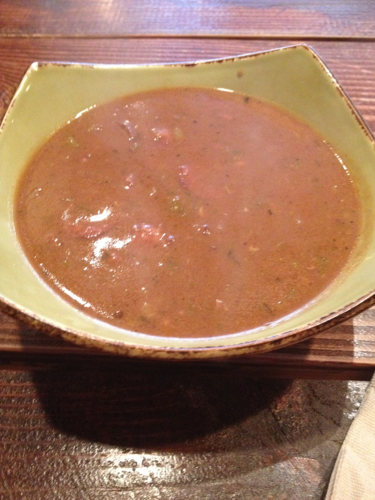 Gumbo at Luellas Southern Kitchen
